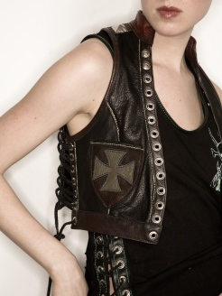 """Iron Cross"" Vest"